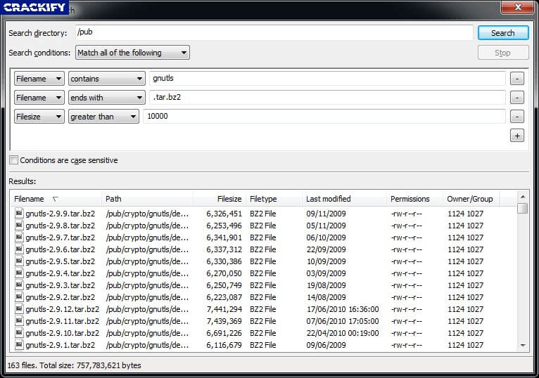 FileZilla Pro Screenshot