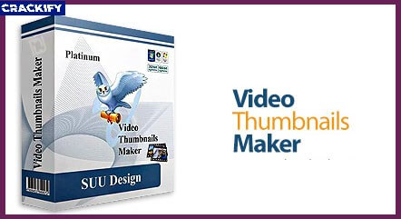 Video Thumbnails Maker Platinum Logo