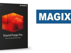 MAGIX SOUND FORGE Audio Studio Logo