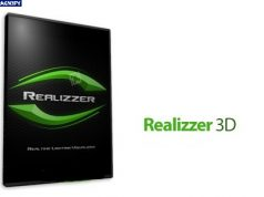 Realizzer 3D Studio Logo