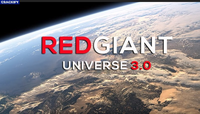 Red Giant Universe Logo
