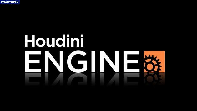 SideFX Houdini FX Logo