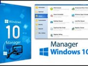 Yamicsoft Windows 10 Manager Logo