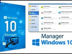 Yamicsoft Windows 10 Manager Logo