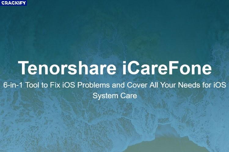 Tenorshare iCareFone Logo