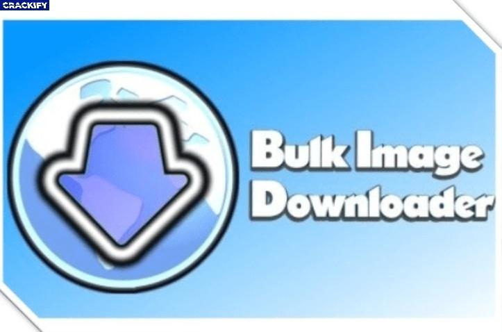 Bulk Image Downloader Logo