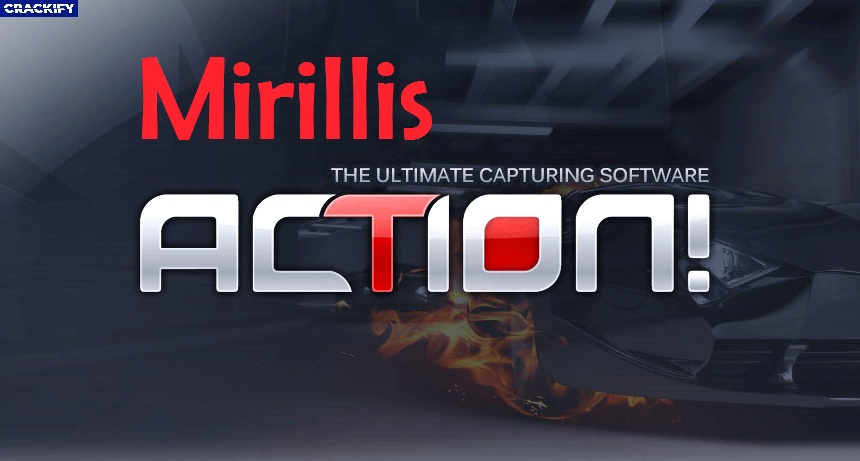 Mirillis Action! Cover