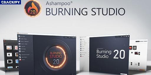 Ashampoo Burning Studio Logo
