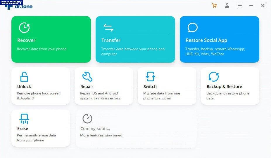 Dr Fone Crack Keygen Registration Code (iOS + Android)