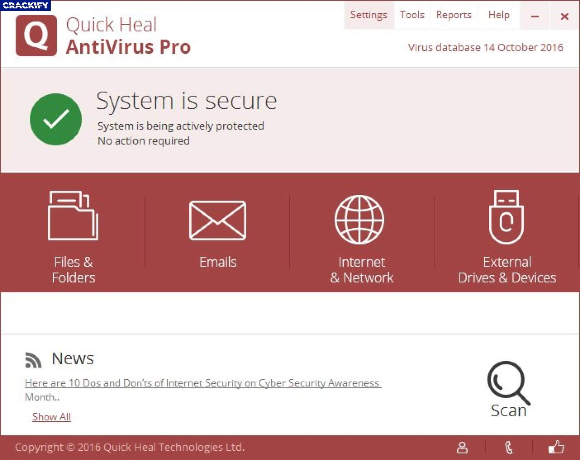Quick Heal Antivirus Crack Product Key Free Download