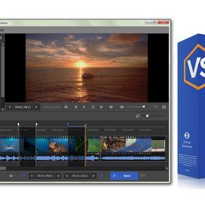 SolveigMM Video Splitter Logo