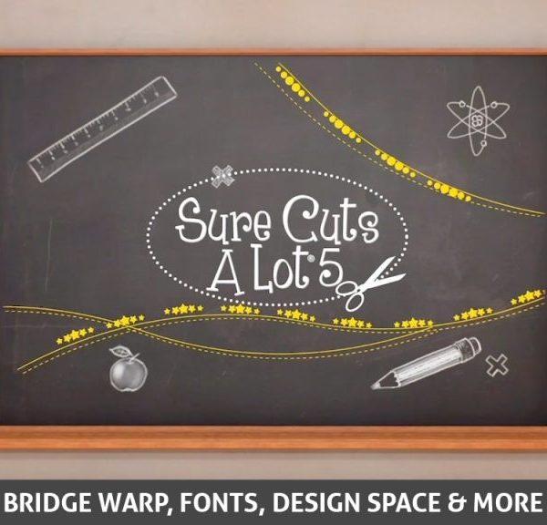 Sure Cuts A Lot Pro Logo