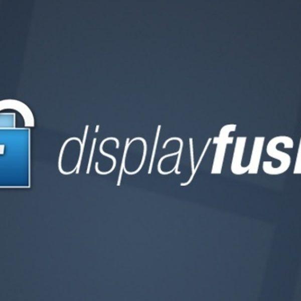 DisplayFusion Pro Logo