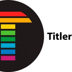 NewBlueFX Titler Pro Logo