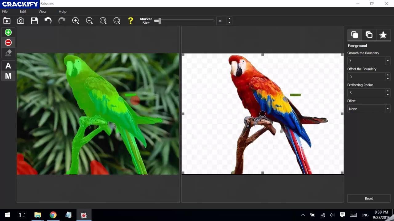 Teorex PhotoScissors Full Crack Key Free Download