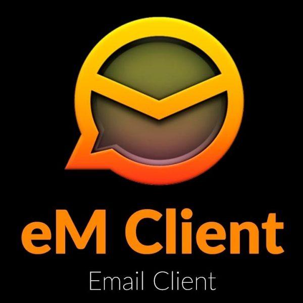 eM Client Pro Logo