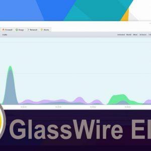 GlassWire Elite Logo
