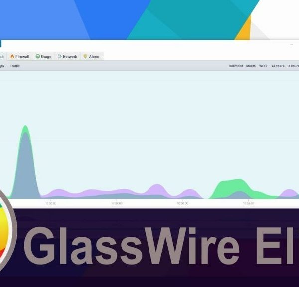 GlassWire Elite Logo
