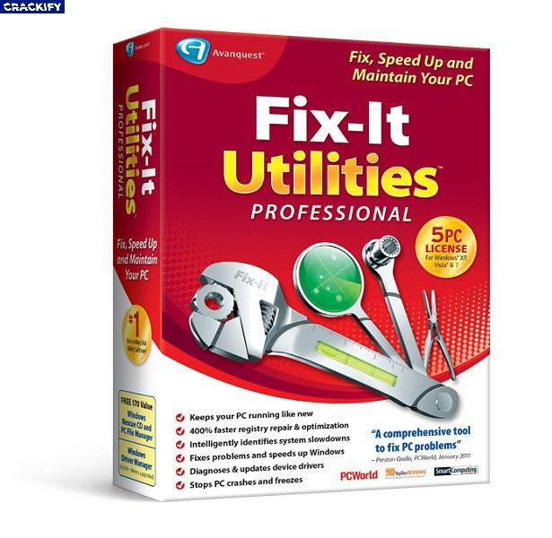 Fix-It Utilities Professional Logo