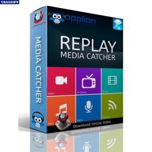 Replay Media Catcher Logo