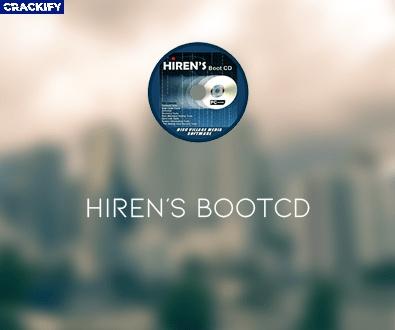 Hiren's BootCD WinPE10 Premium Edition Logo