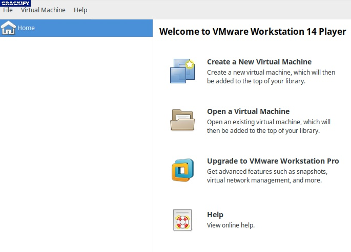 VMware Workstation Player Full Version Crack Free Download