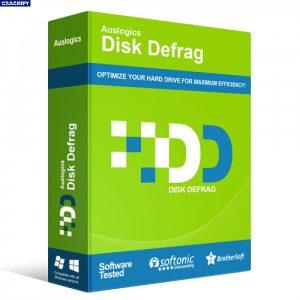 Auslogics Disk Defrag Professional Logo