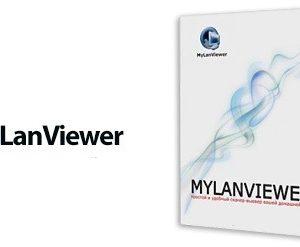 MyLanViewer Logo