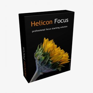 Helicon Focus Pro Cover