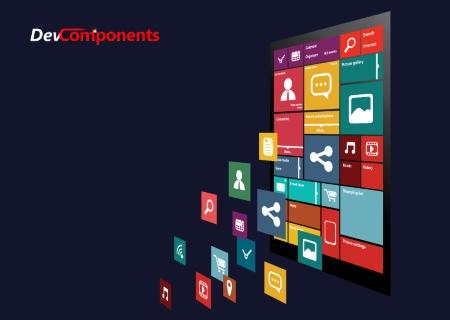 DevComponents DotNetBar Cover