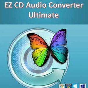 EZ CD Audio Converter Cover