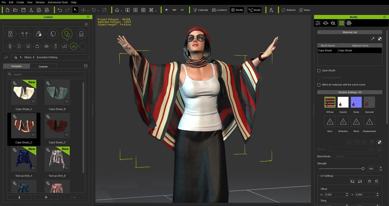 Reallusion Character Creator Pipeline Free Download