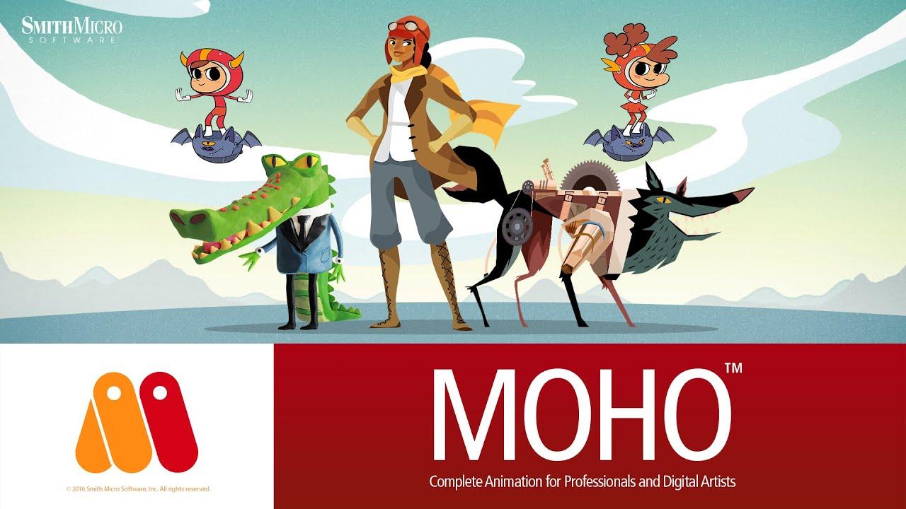 Smith Micro Moho Pro Cover