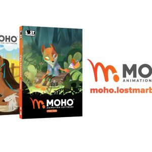 Lost Marble Moho Pro Logo
