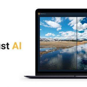 Topaz Adjust AI Logo